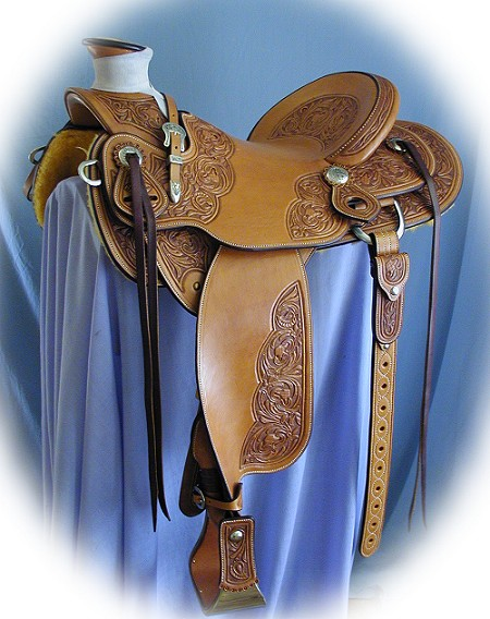 Wade saddle made for a Lady !